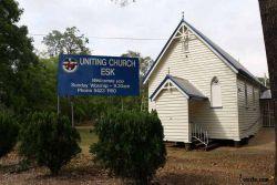 Esk Uniting Church 12-10-2013 - John Huth, Wilston, Brisbane