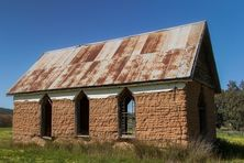 Eugowra Seventh-Day Adventist Church - Former