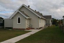 Evans Head Presbyterian Church 11-07-2018 - John Huth, Wilston, Brisbane