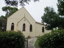 Fish Creek Union Church 09-01-2015 - John Conn, Templestowe, Victoria
