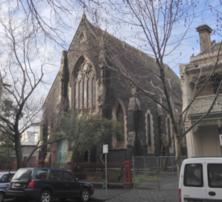 Fitzroy Presbyterian Church - Former