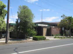 Footscray Church of Christ 26-11-2014 - John Conn, Templestowe, Victoria