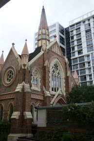 Fortitude Valley Methodist Church - Former