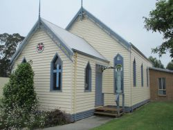 Foster Uniting Church 09-01-2015 - John Conn, Templestowe, Victoria
