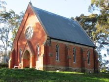 Franklinford Methodist Church - Former