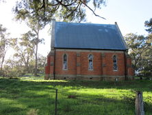 Franklinford Methodist Church - Former 21-08-2019 - John Conn, Templestowe, Victoria