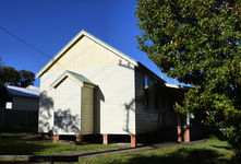Garden Suburb Uniting Church 06-04-2018 - Peter Liebeskind