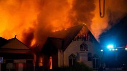 Geelong West Presbyterian Church 15-04-2016 - Justice Cameron