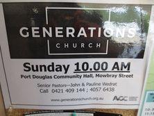 Generations Church 08-08-2018 - John Conn, Templestowe, Victoria