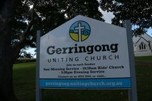 Gerringong Uniting Church 26-04-2017 - John Huth, Wilston, Brisbane.
