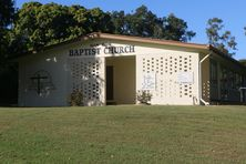 Gin Gin Baptist Church