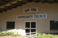 Gin Gin Community Church 21-06-2018 - John Huth, Wilston, Brisbane
