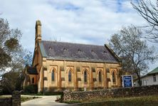 Gisborne Presbyterian Church 18-07-2009 - Mattinbgn -  See Note.