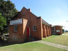 Glebe Road, Newtown Uniting Church - Former