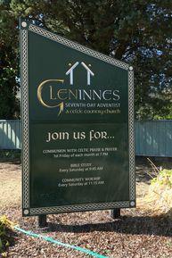 Glen Innes Seventh-Day Adventist Church 12-08-2018 - John Huth, Wilston, Brisbane