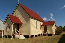 Glenreagh Anglican Church 17-08-2018 - John Huth, Wilston, Brisbane
