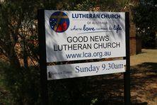 Good News Lutheran Church 17-01-2019 - John Huth, Wilston, Brisbane
