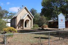 Goorambat Uniting Church 09-04-2019 - John Huth, Wilston, Brisbane