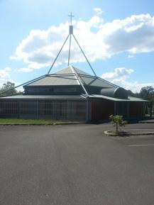 GracePoint Chinese Presbyterian Church - Former Bonnyrigg Christian Church 14-10-2012 - Stephen J - See Note.