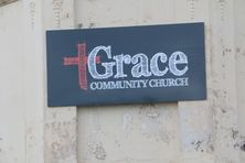 Grace Community Church 28-03-2017 - John Huth, Wilston, Brisbane.