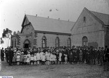 Grace Plains Methodist Church - Former - 1918 27-04-2005 - Mallala Museum - See Note.