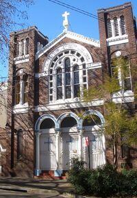 Greek Orthodox Church of The Holy Trinity 04-08-2007 - J Bar - See Note.
