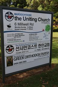 Greek Orthodox Parish of the Sunshine Coast - Uses Uniting Church Building 25-11-2018 - John Huth, Wilston, Brisbane