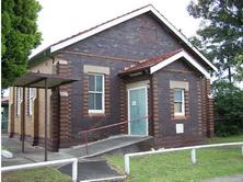 Greenacre Uniting Church - Hall 00-00-2015 - David Burdon - Rod Howard & Associates - See Note.