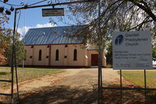 Grenfell Presbyterian Church 06-04-2019 - John Huth, Wilston, Brisbane