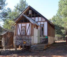 Griffith Baptist Church - Former
