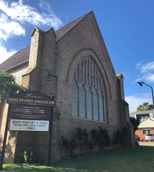 Guildford Anglican Church 28-02-2018 - Church Facebook - See Note.