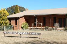 Guyra Seventh-Day Adventist Church 13-08-2018 - John Huth, Wilston, Brisbane