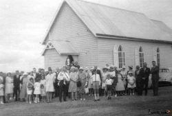Haigslea Uniting Church - Hall - Former Haigslea Methodist Church Building 00-00-1965 - John Huth, Wilston, Brisbane