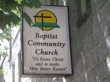 Hamilton Baptist Church 05-02-2016 - John Conn, Templestowe, Victoria
