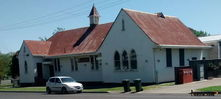 Hamilton Church of Christ - Former 29-11-2015 - Geoff Davey - Bonzle.com