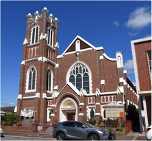 Hamilton Uniting Church 12-11-2018 - Peter Liebeskind