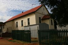 Harlaxton Lutheran Church - Former