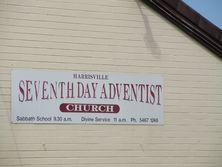 Harrisville Seventh-Day Adventist Church 10-10-2016 - John Huth, Wilston, Brisbane