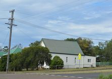 Henry Street, Werris Creek Church - Former