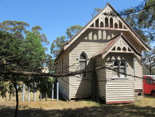 Henty Highway, Condah Church - Former
