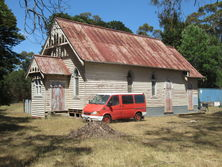 Henty Highway, Condah Church - Former 02-01-2020 - John Conn, Templestowe, Victoria