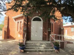 Henty Presbyterian Church 29-03-2015 - John Conn, Templestowe, Victoria