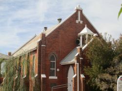 Henty Uniting Church