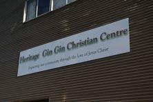 Heritage Gin Gin Christian Centre 21-06-2018 - John Huth, Wilston, Brisbane