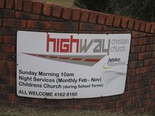 Highway Christian Church 11-05-2016 - John Huth, Wilston, Brisbane
