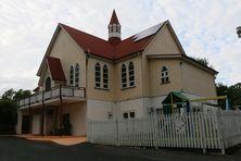 Hinterland Baptist Church 07-05-2018 - John Huth, Wilston, Brisbane