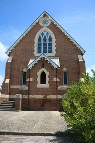 Holy Cross Catholic Church - Former - Now Hall 24-12-2016 - John Huth, Wilston, Brisbane