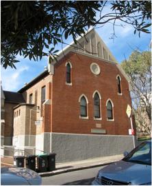 Holy Cross Catholic Church - Hall 09-07-2012 - Peter Liebeskind