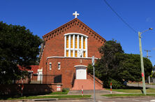 Holy Family Catholic Church - Former