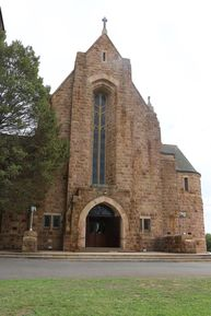 Holy Trinity Anglican Cathedral 08-04-2019 - John Huth, Wilston, Brisbane